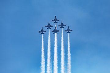 Blue Angels Pensacola Beach Air Show